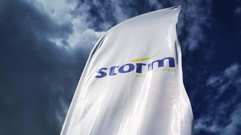Vlag Storm Cropped