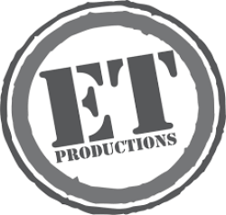 Logo E T Productions